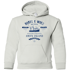 BOATS & WOES Youth Hoodie