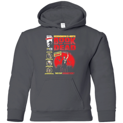 Sweatshirts Charcoal / YS Book Of The Dead Youth Hoodie
