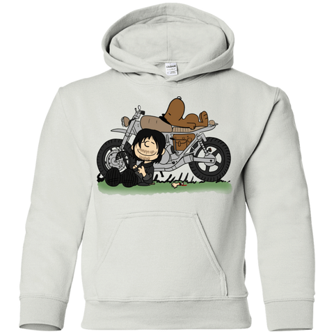 Sweatshirts White / YS Charlie Dixon Youth Hoodie