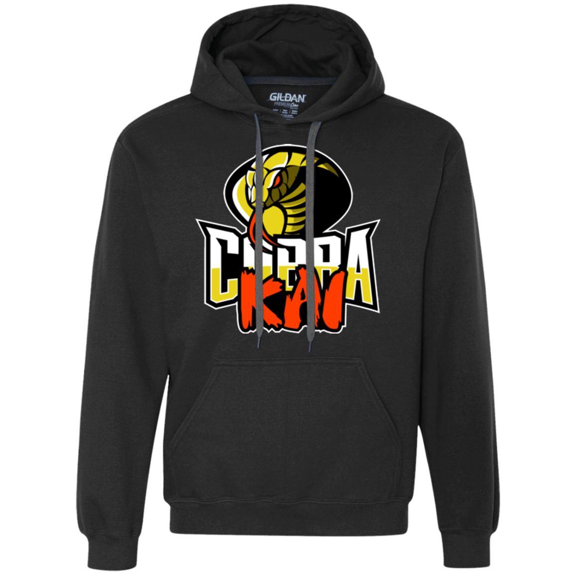 Sweatshirts Black / S COBRA KAI Premium Fleece Hoodie