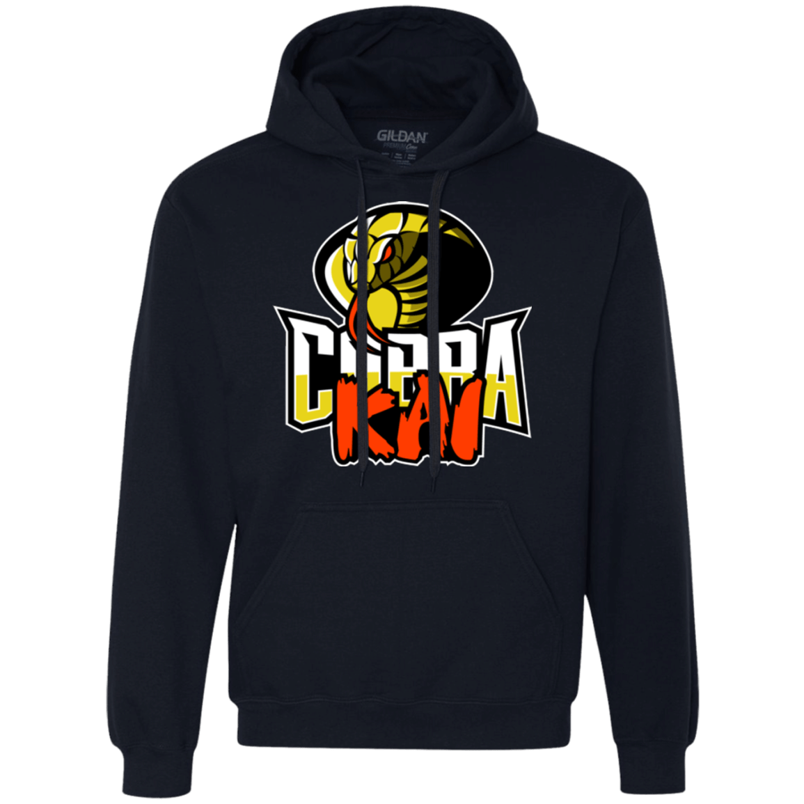 Sweatshirts Navy / S COBRA KAI Premium Fleece Hoodie