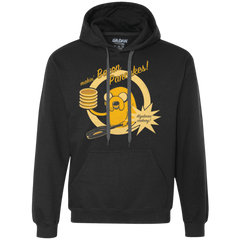 Cooking Time Premium Fleece Hoodie