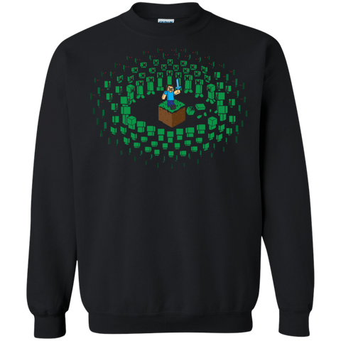 Creeper Mob Crewneck Sweatshirt