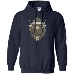 Crest of Thrones Pullover Hoodie