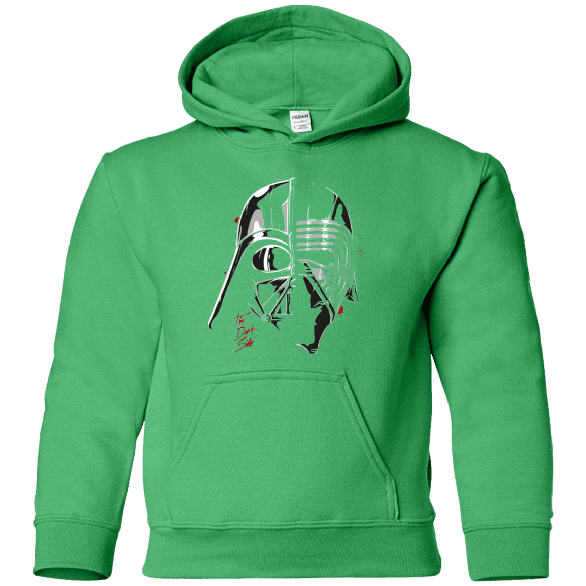 Sweatshirts Irish Green / YS Daft Sith Youth Hoodie
