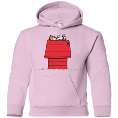 Deep Thought Youth Hoodie