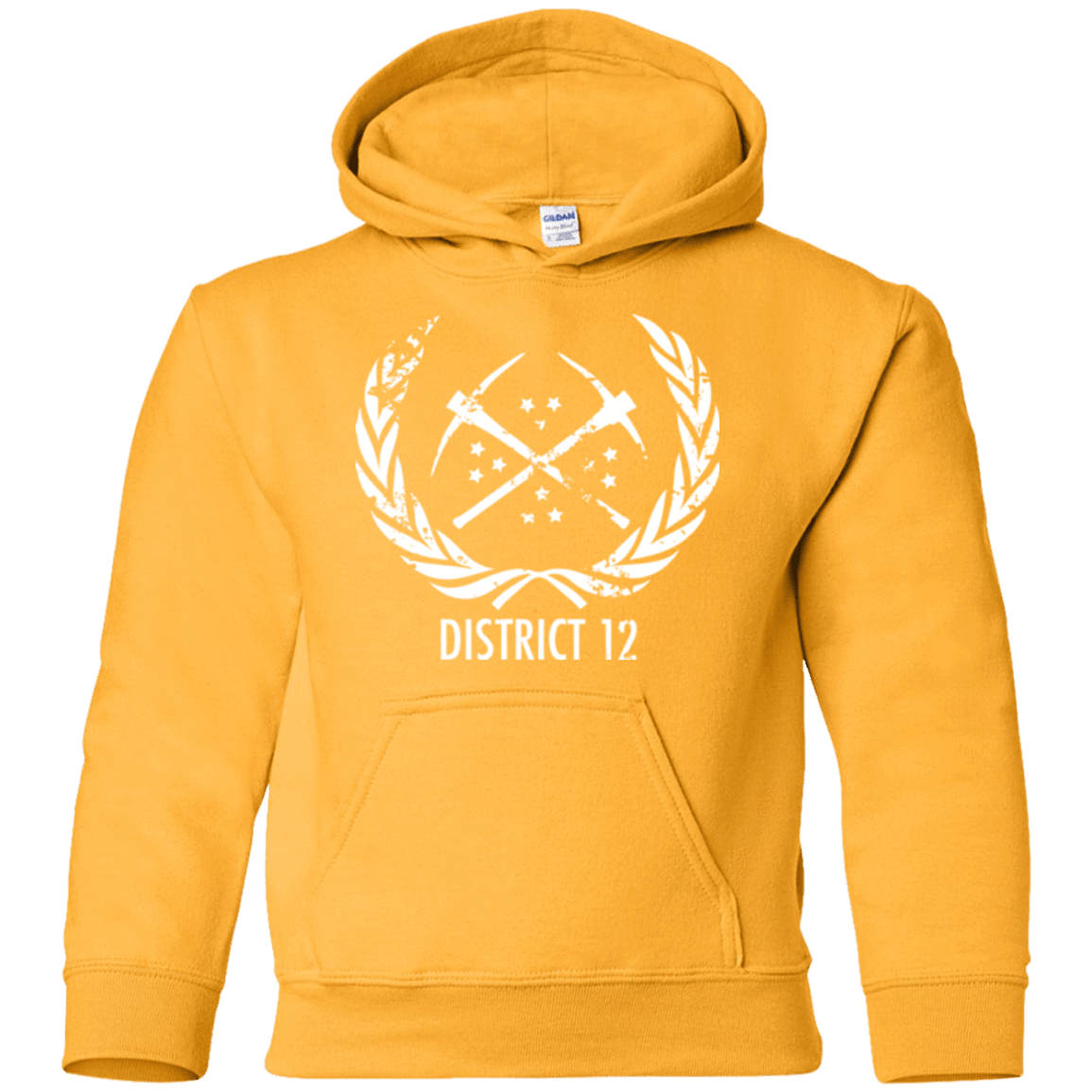 District 12 Youth Hoodie