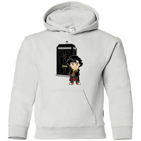 Sweatshirts White / YS Doclock Youth Hoodie