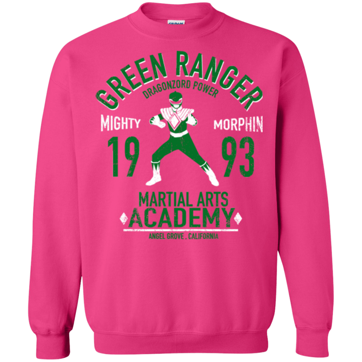 Sweatshirts Heliconia / Small Dragon Ranger (1) Crewneck Sweatshirt