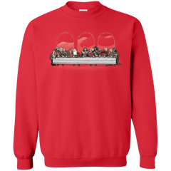 Dwarf Dinner Crewneck Sweatshirt