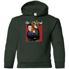 Sweatshirts Forest Green / YS Eleven Youth Hoodie