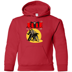 Sweatshirts Red / YS Elle N11 Youth Hoodie