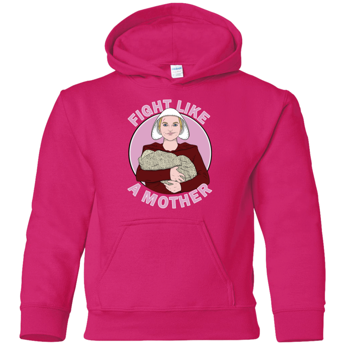Sweatshirts Heliconia / YS Fight Like a Mother Youth Hoodie