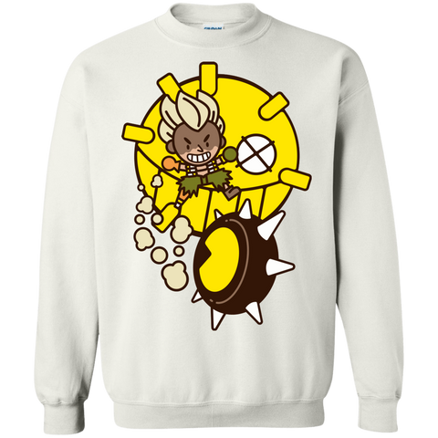 Fire in the Hole Crewneck Sweatshirt