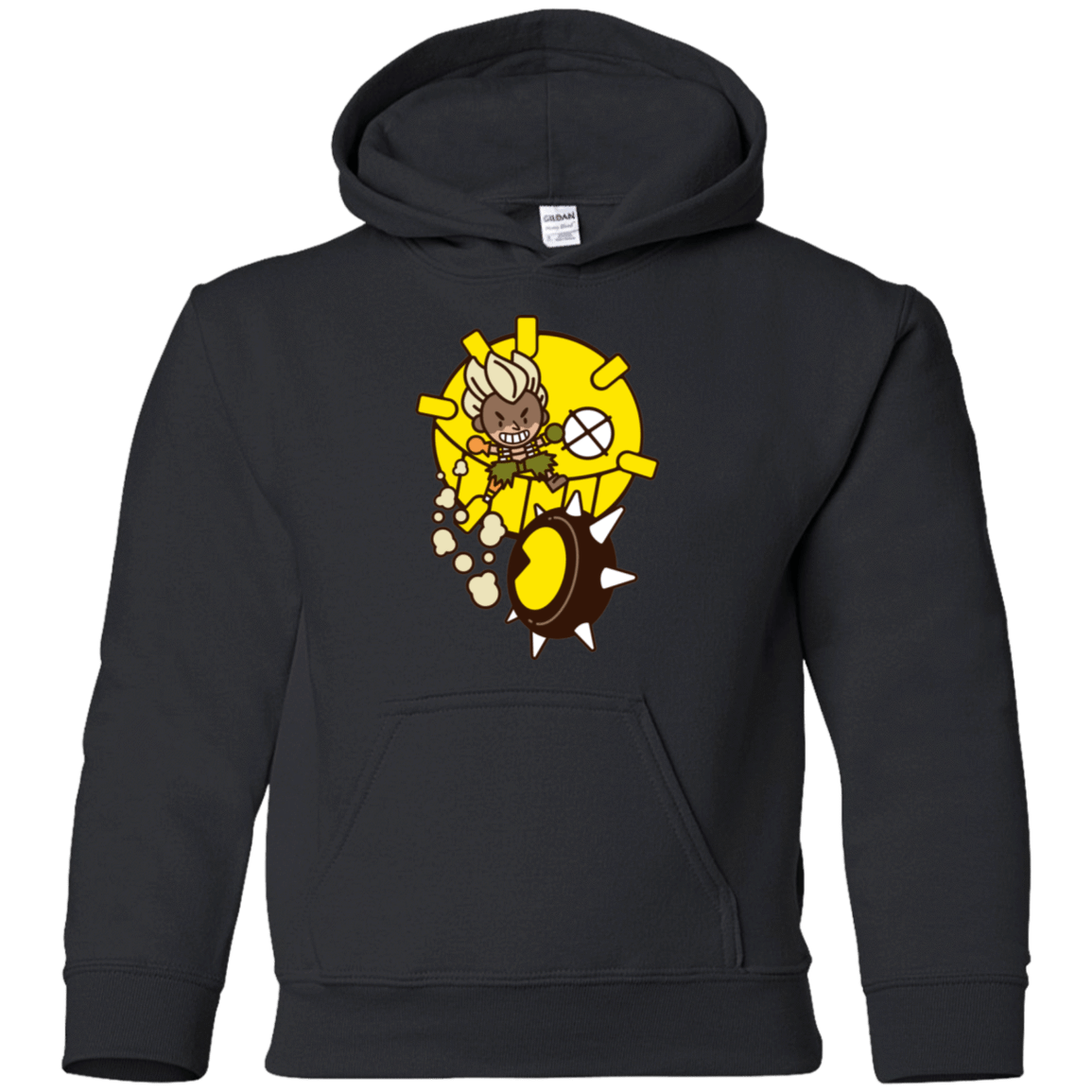 Fire in the Hole Youth Hoodie