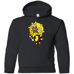 Sweatshirts Black / YS Fire in the Hole Youth Hoodie