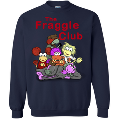 Fraggle Club Crewneck Sweatshirt