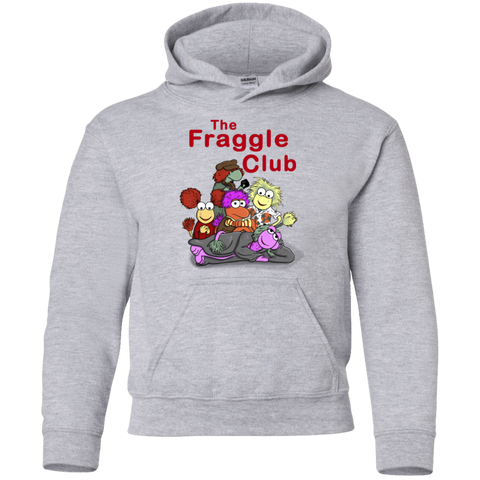 Fraggle Club Youth Hoodie