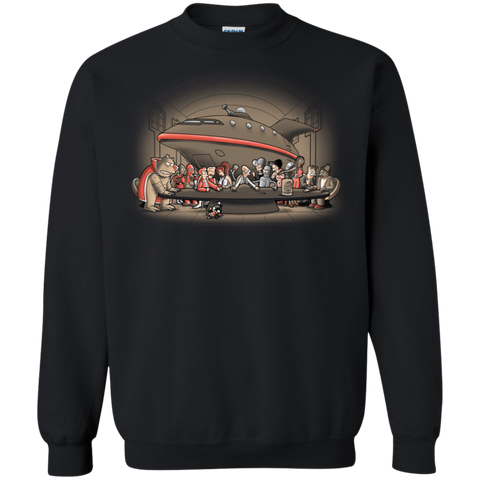 Future Dinner Crewneck Sweatshirt