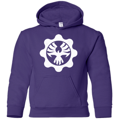 Gears of War 4 Cog Emblem Youth Hoodie