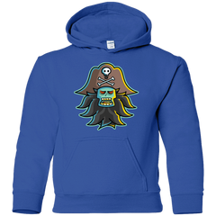 Ghost Pirate LeChuck Youth Hoodie