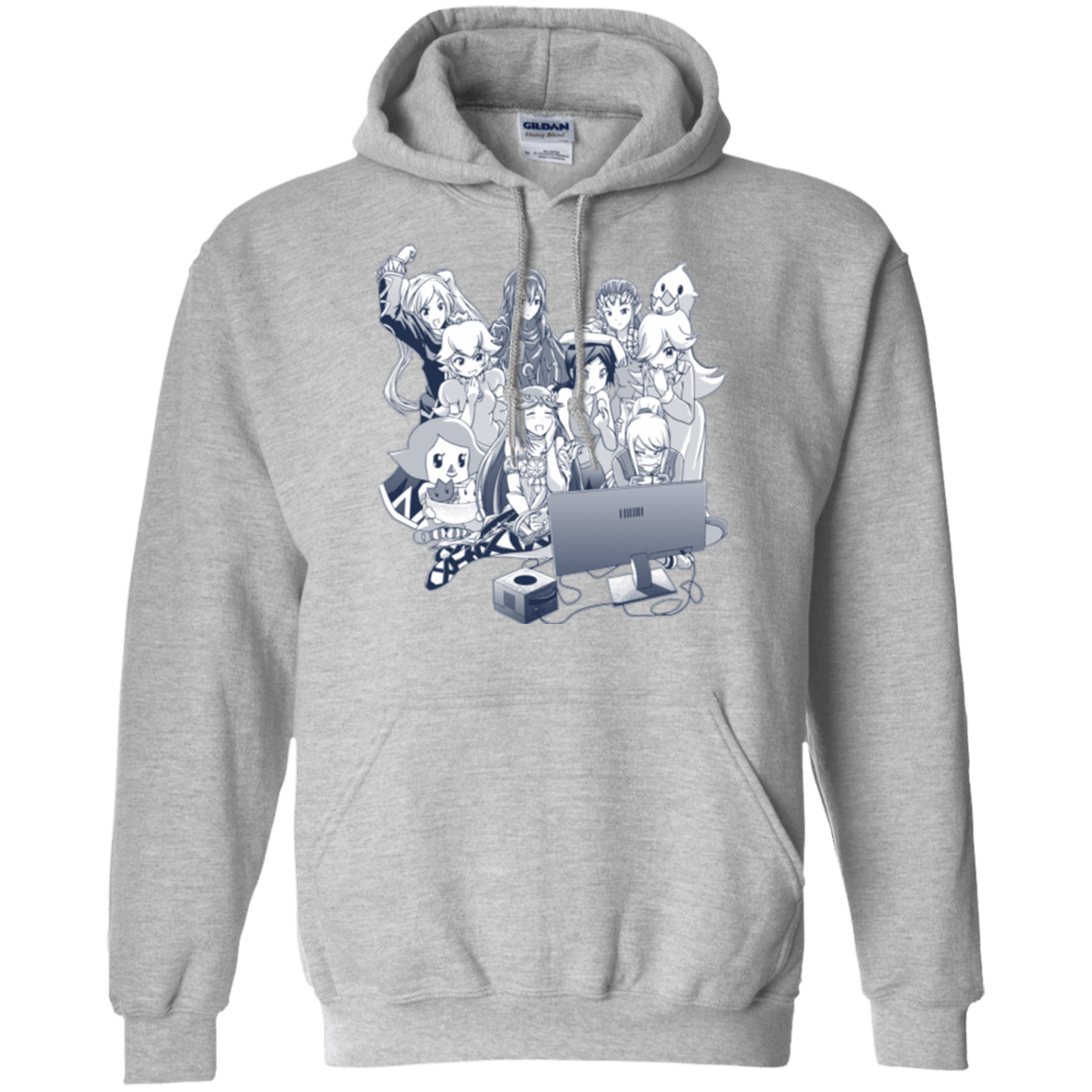 Girls Night Out Pullover Hoodie
