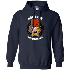 Sweatshirts Navy / Small Good Day Sir Pullover Hoodie