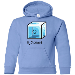 Sweatshirts Carolina Blue / YS H2O Cubed Youth Hoodie