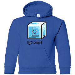 Sweatshirts Royal / YS H2O Cubed Youth Hoodie