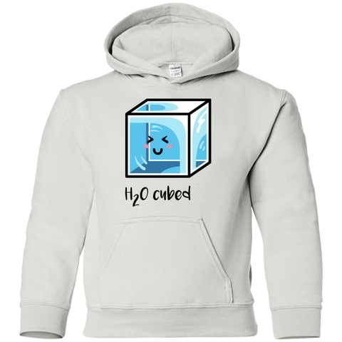 Sweatshirts White / YS H2O Cubed Youth Hoodie