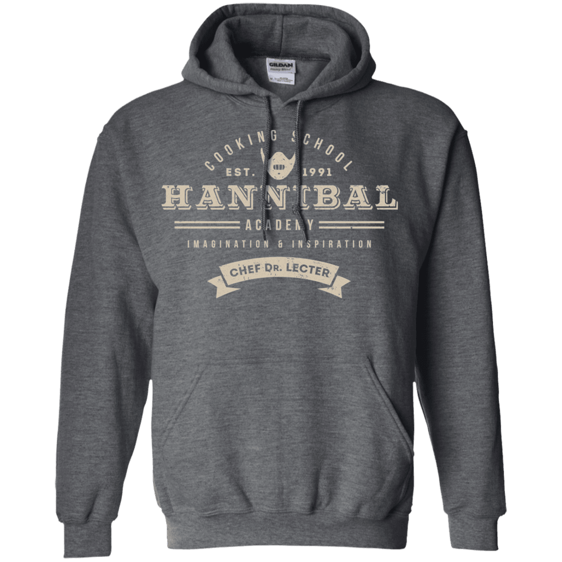 Hannibal Academy Pullover Hoodie