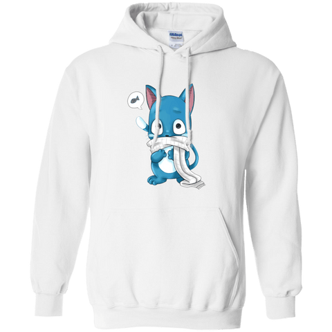 Happy Pullover Hoodie