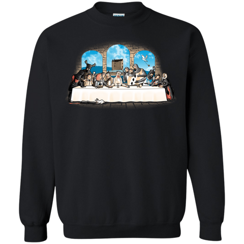 Holy Grail Dinner Crewneck Sweatshirt