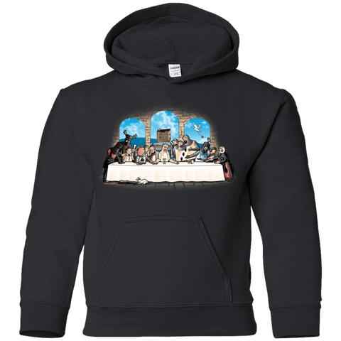 Holy Grail Dinner Youth Hoodie