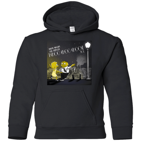 I Cho Cho Choose You Youth Hoodie