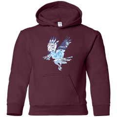 Sweatshirts Maroon / YS I know nothing Youth Hoodie
