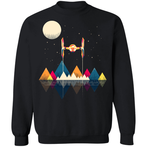 Imperial Fighter Crewneck Sweatshirt