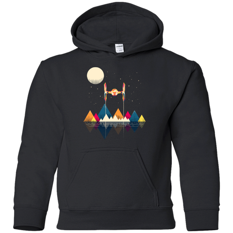 Sweatshirts Black / YS Imperial Fighter Youth Hoodie