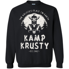 Sweatshirts Black / Small Kamp Krusty (1) Crewneck Sweatshirt