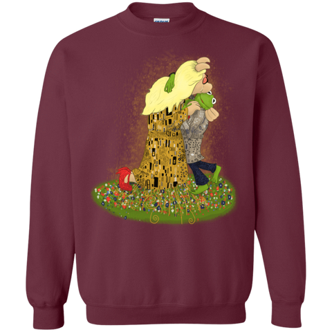 Kiss of Muppets Crewneck Sweatshirt