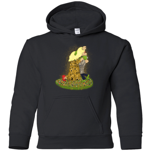 Kiss of Muppets Youth Hoodie