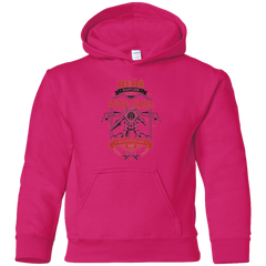 Sweatshirts Heliconia / YS Little Sister Protector V2 Youth Hoodie