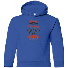 Sweatshirts Royal / YS Little Sister Protector V2 Youth Hoodie