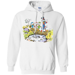 Sweatshirts White / Small Looking for Adventure Pullover Hoodie