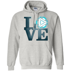 Sweatshirts Ash / Small Love Stark Pullover Hoodie