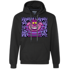 Sweatshirts Black / Small Mad Cat Premium Fleece Hoodie