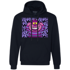 Sweatshirts Navy / Small Mad Cat Premium Fleece Hoodie