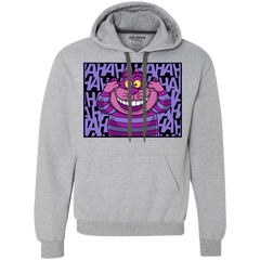 Sweatshirts Sport Grey / Small Mad Cat Premium Fleece Hoodie