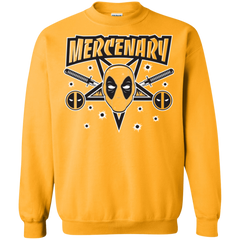 Sweatshirts Gold / Small Mercenary (1) Crewneck Sweatshirt
