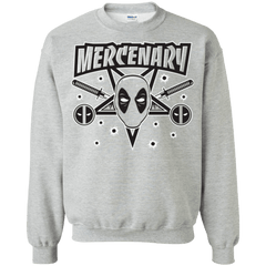 Sweatshirts Sport Grey / Small Mercenary (1) Crewneck Sweatshirt
